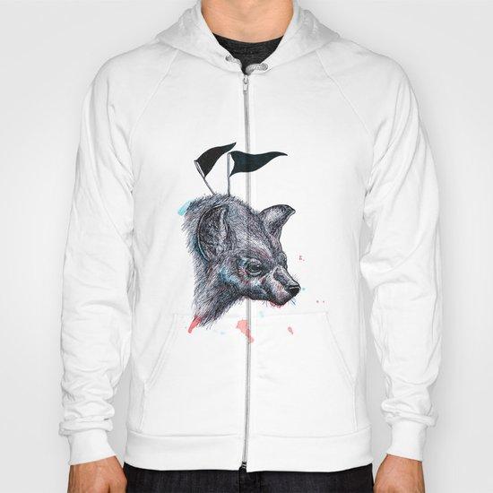 Wolf?Hyena? Hoody