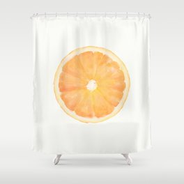 Naranja Shower Curtain