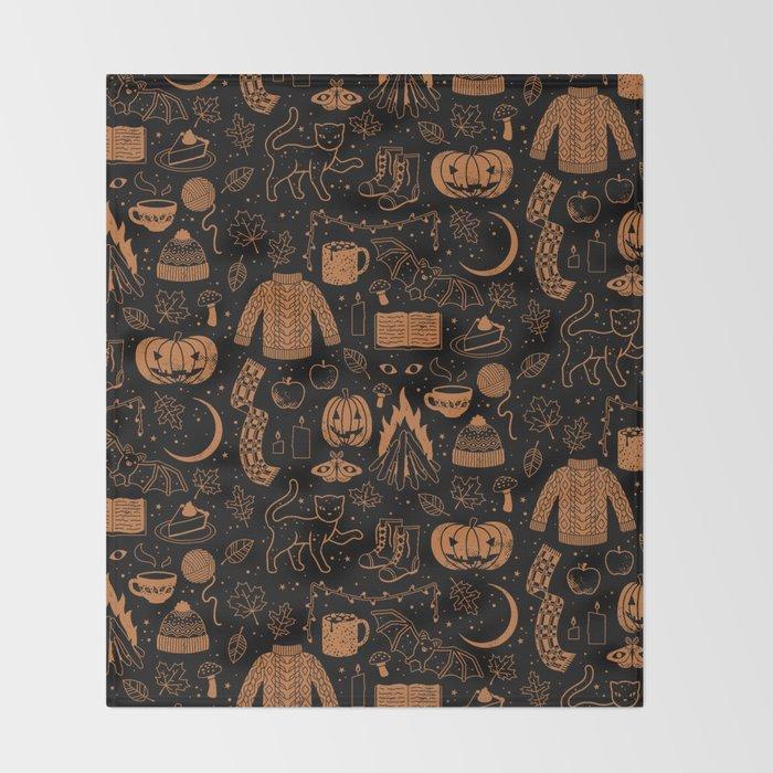 Autumn Nights: Halloween Decke