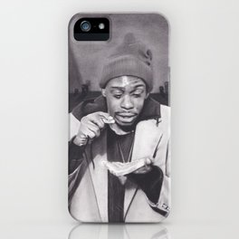 Tyrone Biggums, Dave Chappelle iPhone Case