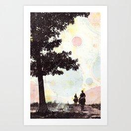 Vector001 Art Print