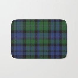 Clan Campbell Tartan Bath Mat