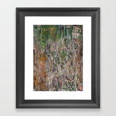 Grove Framed Art Print