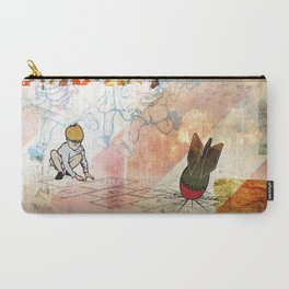 The Games We Play Carry-All Pouch