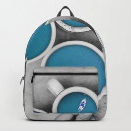 Sea Cups Backpack