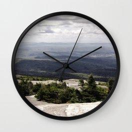 A Summer View Wall Clock