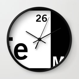 FeMan Wall Clock