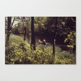 Summer of 1973 Canvas Print