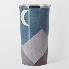 LANDSHAPES / Mountains - Night Travel Mug
