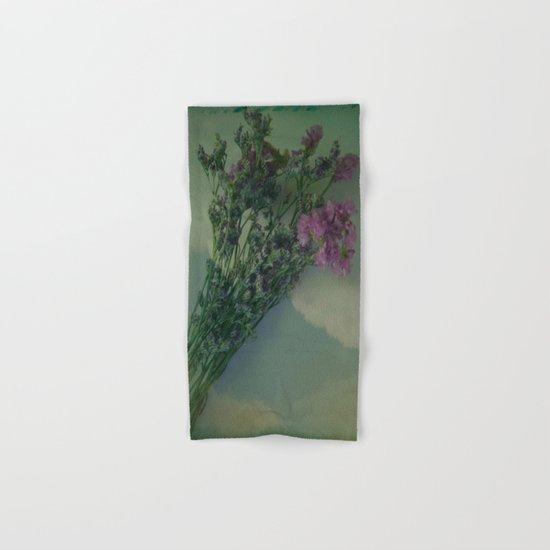 Lilacs Hand & Bath Towel