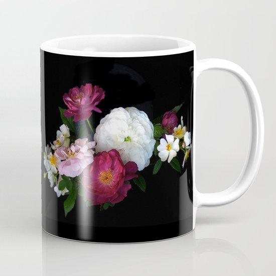 Old Fashioned Roses Mug