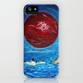 Fall of the Behemoth iPhone Case