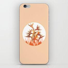 Strelitzia iPhone Skin