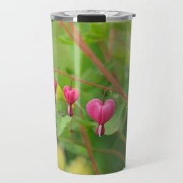 Bleeding Hearts Travel Mug
