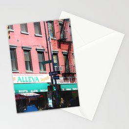 Little Italy Alleva Shop Stationery Cards