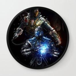 MK VS.2 Wall Clock