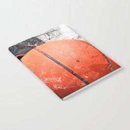 Modern Basketball Art 8 Notebook