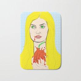 bloodthirsty Bath Mat