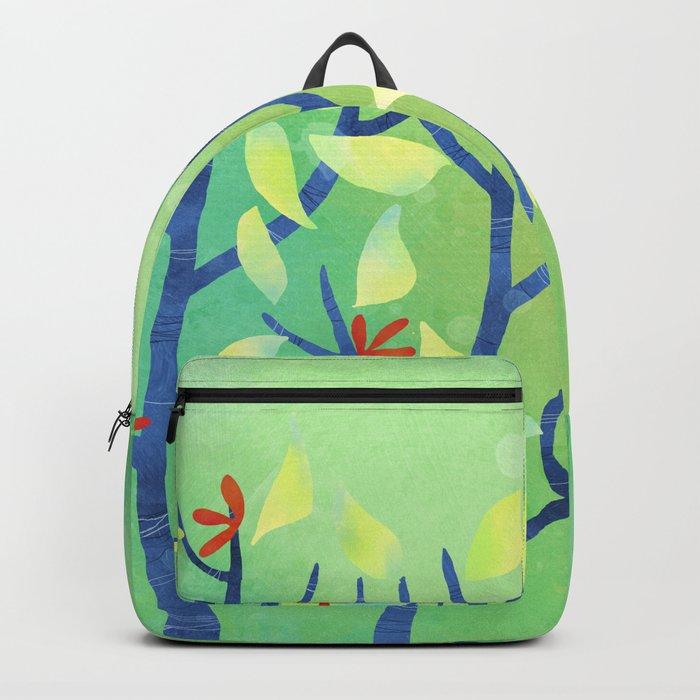 April Backpack