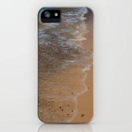 Lake Michigan Beach, Charlevoix - I iPhone Case