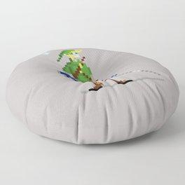 Pixel Link Floor Pillow