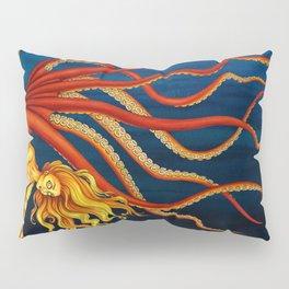 Pole Creatures - Mermaid Pillow Sham