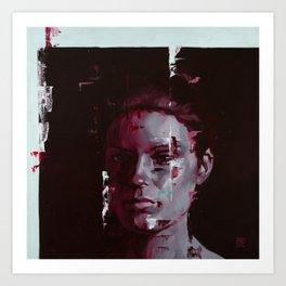 Untitled 10 Art Print