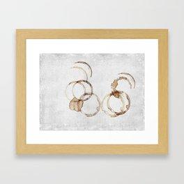 Not Your Ordinary Coaster Framed Art Print