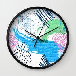 Nakano Wall Clock