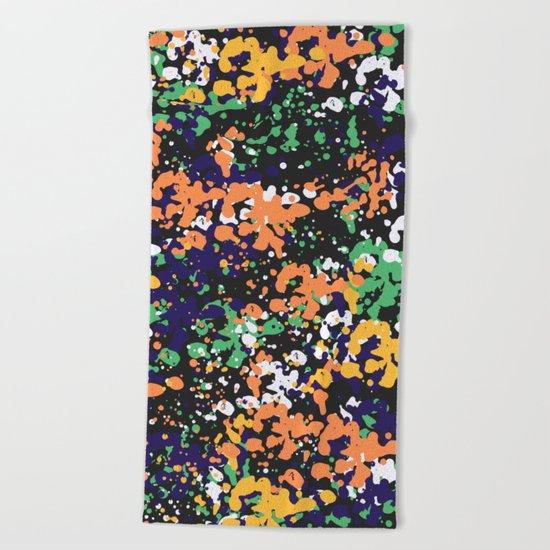 Abstract 36 (V2) Beach Towel