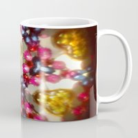 kaleidoscope Mugs featuring Kaleidoscope by ADH Graphic Design