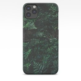 Thick Underbrush iPhone Case