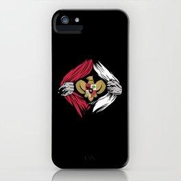 Indonesia Emblem iPhone Case