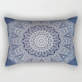 INDIGO DREAMS Rectangular Pillow
