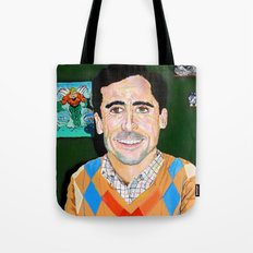 The 40 Year Old Virgin Tote Bag