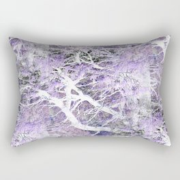 Visions of Winter to come Rectangular Pillow