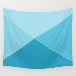 Blue Point Wall Tapestry