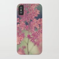 coral iPhone & iPod Cases featuring Coral by Sandra Arduini