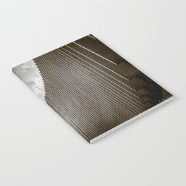 Texturized Brutalism Notebook