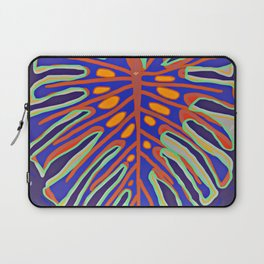Monstera Flying to Summer Laptop Sleeve