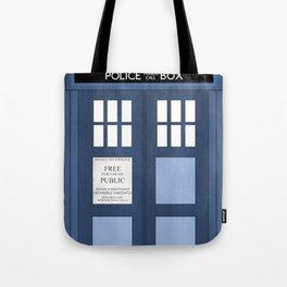 Doctor Who, Tardis Tote Bag