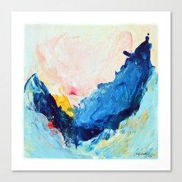 Your Leap of Faith Canvas Print