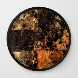 Light Marble Texture  Wall Clock