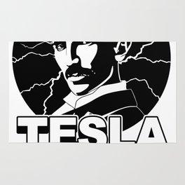 Tesla is my homeboy Rug