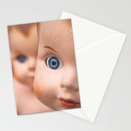 Baby Blue Eyes Stationery Cards