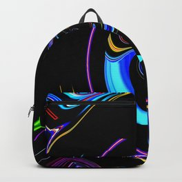 Abstract Perfection 12 Backpack