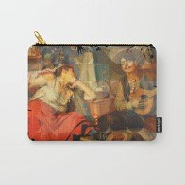 fado folk music, Portugal Carry-All Pouch