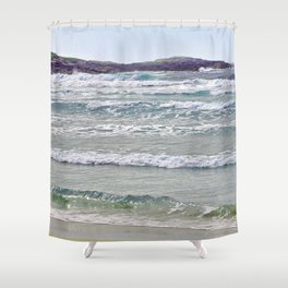 Now and Forever Shower Curtain