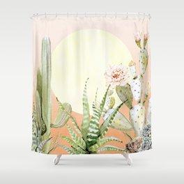 Desert Days Shower Curtain