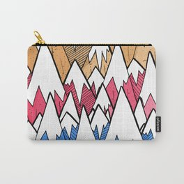 Mountains of colour Carry-All Pouch